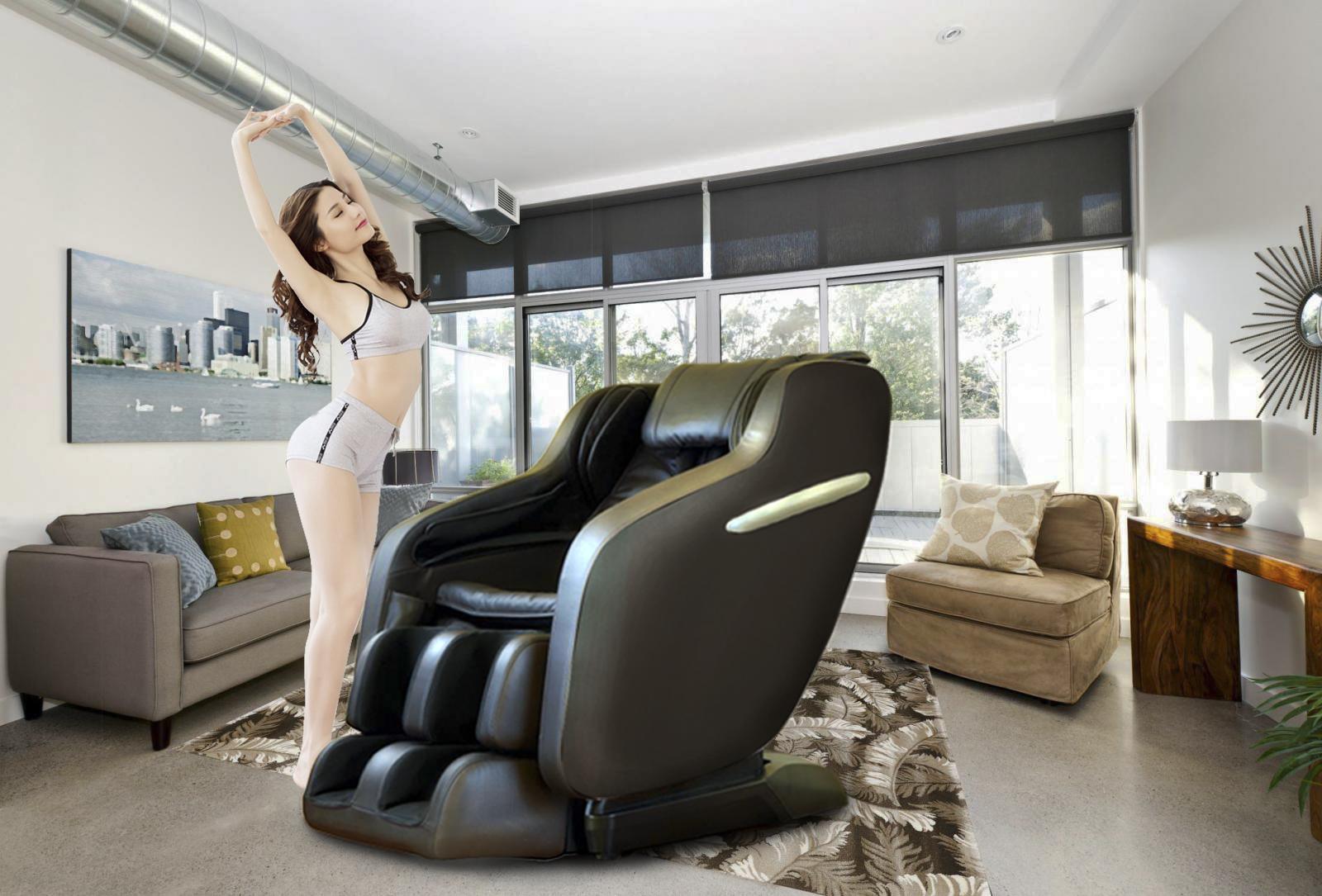 Độ tuổi nào nên sử dụng ghế massage?