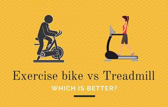 So sánh xe đạp tập thể dục và máy chạy bộ tại nhà